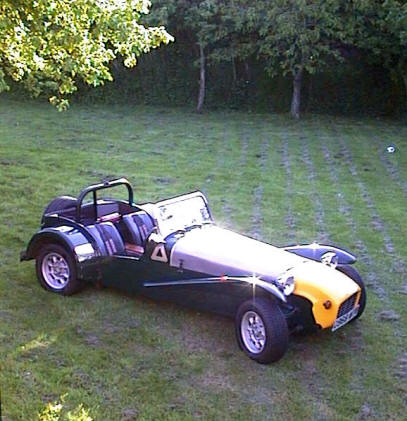 Lotus Seven kit car